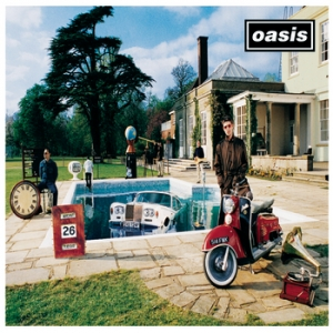 be here now oasis album cover picture